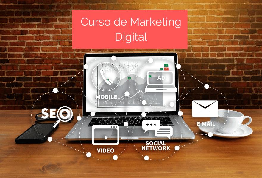 Cursos de Marketing Digital y SEO en Guadalajara