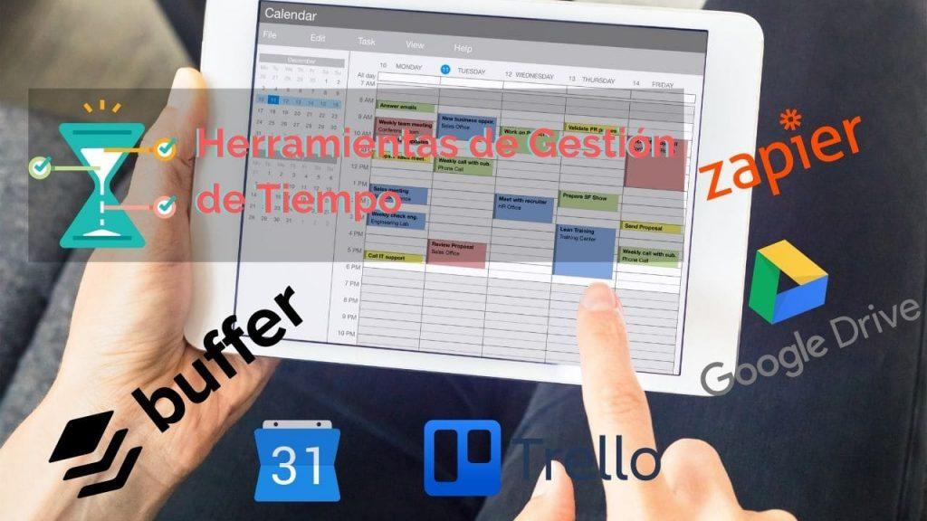 12 herramientas de gestion del tiempo