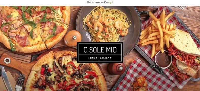 Curso de diseño web y Marketing para Restaurantes